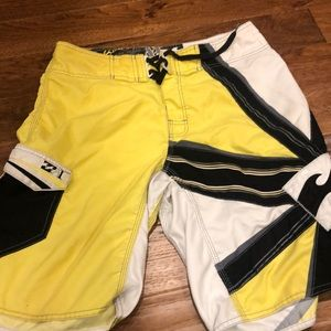 Men's Billabong board shorts